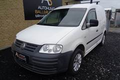 VW Caddy TDi 105 Van 1,9