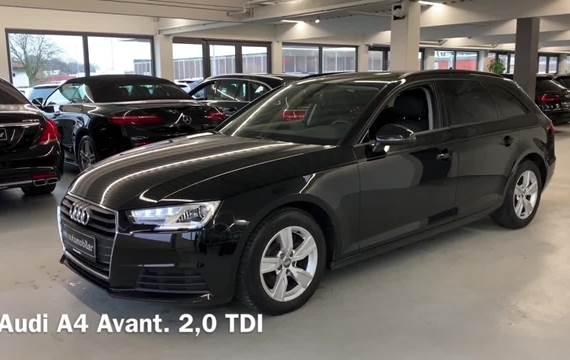 Audi A4 TDi 150 Avant 2,0