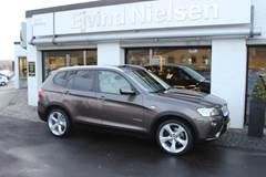BMW X3 xDrive30d aut. Van 3,0