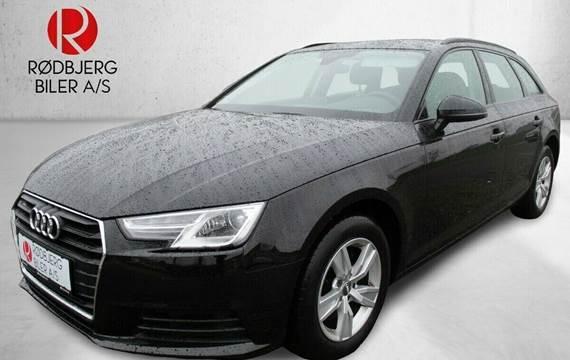 Audi A4 TDi 150 Avant S-tr. 2,0