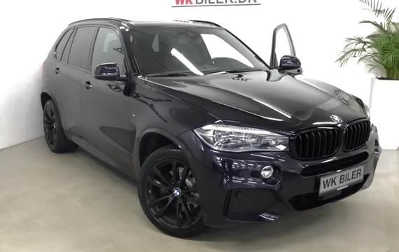 BMW X5 xDrive40d M-Sport aut. 3,0