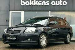 Toyota Avensis D-4D Sol stc. 2,0