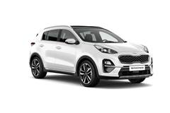 Kia Sportage CRDi MHEV Collection 1+2 DCT 1,6