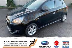 Mitsubishi Space Star Black and White Edition  5d 1,2