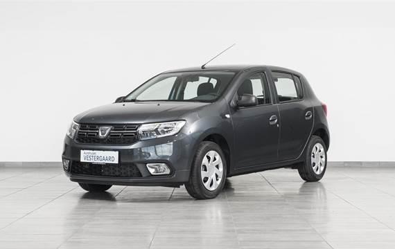 Dacia Sandero Tce Ambiance Start/Stop  Van 0,9