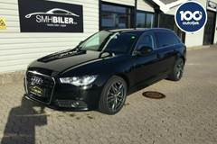 Audi A6 TDi 177 Multitr. 2,0