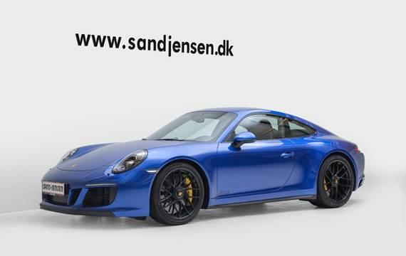 Porsche 911 Carrera 4 GTS Coupé PDK 3,0