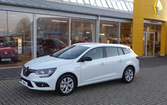 Renault Megane IV TCe 140 Limited ST 1,3