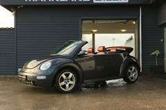 VW New Beetle TDi 100 Cabriolet 1,9