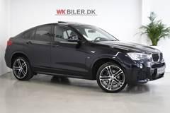 BMW X4 xDrive20d M-Sport aut. 2,0