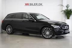 Mercedes C220 d AMG Line stc. aut. 2,2