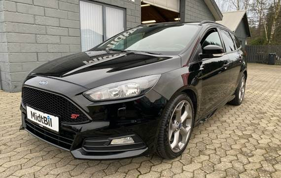 Ford Focus 2,0 SCTi 250 ST2 stc.