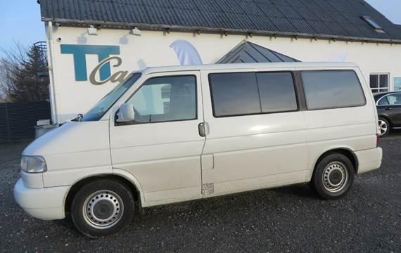 VW Caravelle TDi 102 Supervan 2,5
