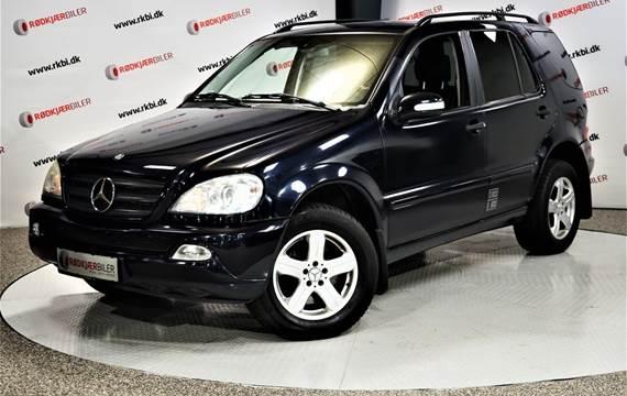Mercedes ML270 CDi aut. Van 2,7