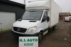 Mercedes Sprinter 318 CDi Alukasse m/lift 3,0