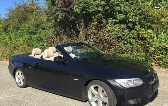 BMW 320d Cabriolet aut. 2,0