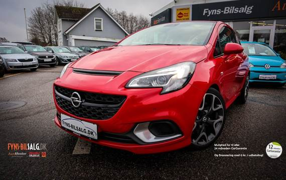 Opel Corsa OPC 1,6