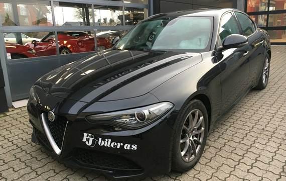 Alfa Romeo Giulia JTD 150 2,2