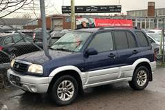 Suzuki Grand Vitara Van