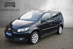 VW Touran TDi 177 Highline DSG Van 2,0