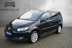 VW Touran TDi 177 Highline DSG 2,0