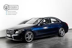 Mercedes C220 d AMG Line aut. 2,2