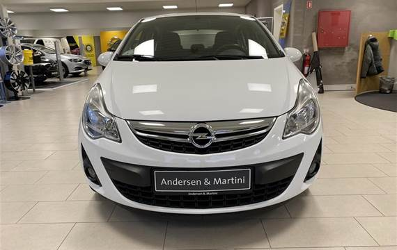 Opel Corsa Twinport Cosmo  5d 1,4