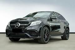 Mercedes GLE63 AMG S Coupé aut. 4-M 5,5
