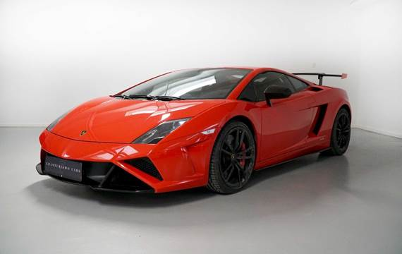 Lamborghini Gallardo LP 570-4 Squadra Corse E-gear 5,2