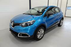 Renault Captur TCe 90 Expression Navi Style 0,9