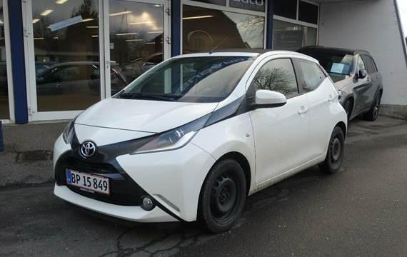 Toyota Aygo VVT-i x-sky 1,0