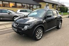 Nissan Juke N-Tec CVT 1,6