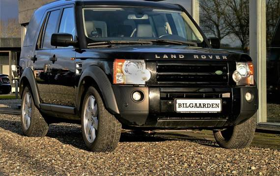 Land Rover Discovery 3 TDV6 HSE aut. 7prs 2,7