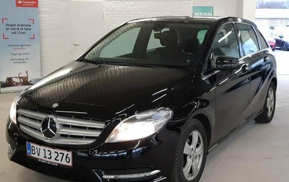 Mercedes B180 CDi aut. BE 1,8
