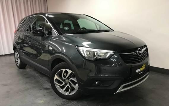 Opel Crossland X 1,2 Innovation
