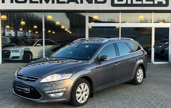 Ford Mondeo TDCi 140 Titanium 2,0