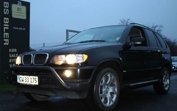 BMW X5 D Steptr. 3,0