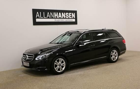 Mercedes E220 CDi Avantgarde stc. aut. 2,2