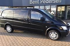 Mercedes Vito 122 L  CDI Standard  Van Aut. 3,0