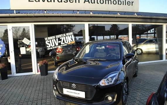 Suzuki Swift Dualjet Exclusive mild-hybrid  5d 1,2