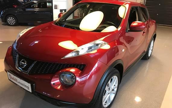 Nissan Juke Acenta 4x2  5d 1,6