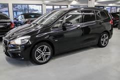 BMW 218d Gran Tourer Sport Line aut. 7p 2,0