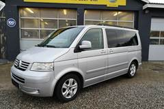 VW Multivan TDi 174 Highline aut. 7prs 2,5