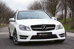 Mercedes C350 CDi stc. aut. BE 3,0