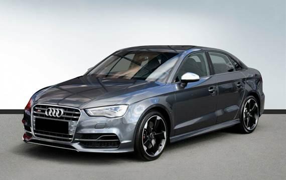 Audi S3 TFSi quattro S-tr. 2,0