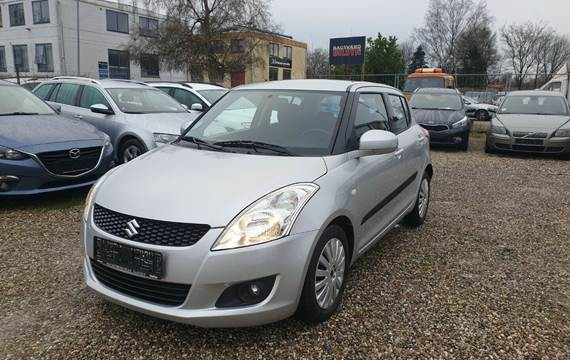 Suzuki Swift 1,2 GL aut. Aircon