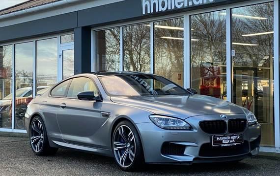 BMW M6 Coupé aut. 4,4