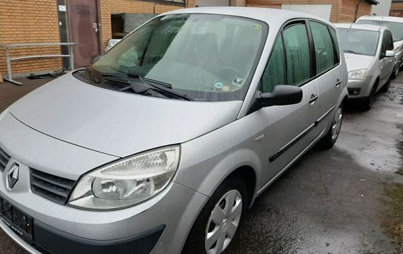 Renault Scenic II dCi Expression 1,5