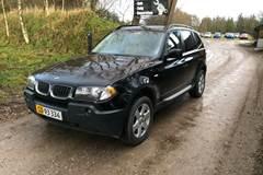 BMW X3 D Van 2,0