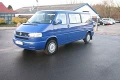 VW Caravelle TDi 102 lang 10prs 2,5